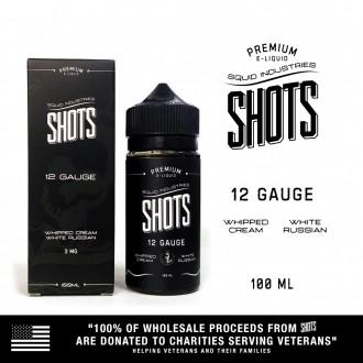 Squid Shots 12 Gauge - 100ml (MSRP$25)