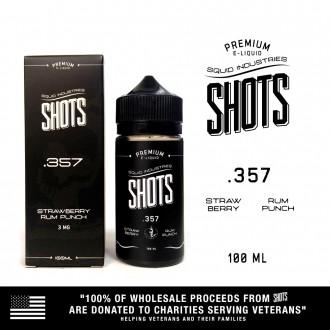 Squid Shots .357 - 100ml (MSRP$25)