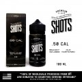 Squid Shots .50 Cal - 100ml (MSRP$25)