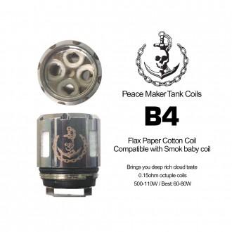 Peace Maker - B4 Coils (2pcs/pack)