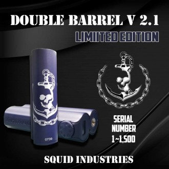 Double Barrel V2.1 - 150W Mod Limited Edition