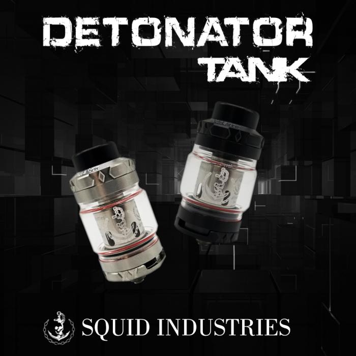 DETONATOR Tank (MSRP : $ 34.99)