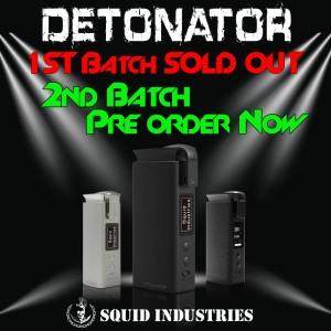 DETONATOR 120W Single Mod (MSRP $99.99)