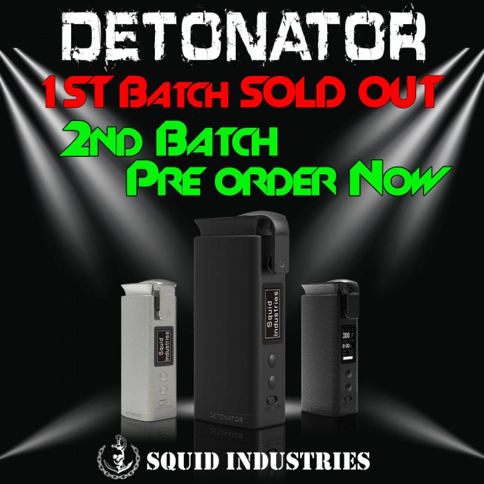 DETONATOR 120W Single Mod (MSRP $99.99)