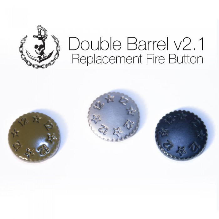 Double Barrel V2.1 Replacement Fire Button