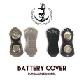 Battery cover for Double Barrel Mod 1pc