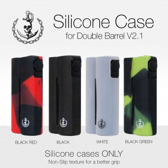 Squid Silicone Case for Double Barrel V2.1
